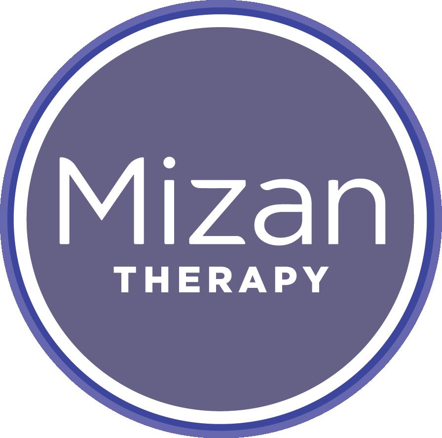 Mizan Therapy Logo